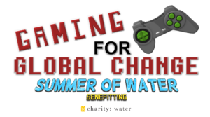 GFGC Summer of Water & Wiitendothon – Wrap Up
